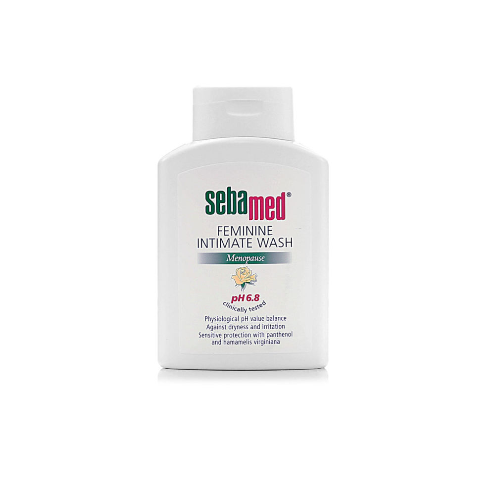 Sebamed Feminine Intimate Wash Ph 68 200ml Liquid Face Body