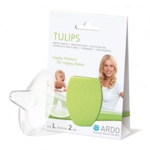 Tulips Nipple Shields from Ardo