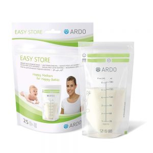 ardo easy store breastmilk storage bags
